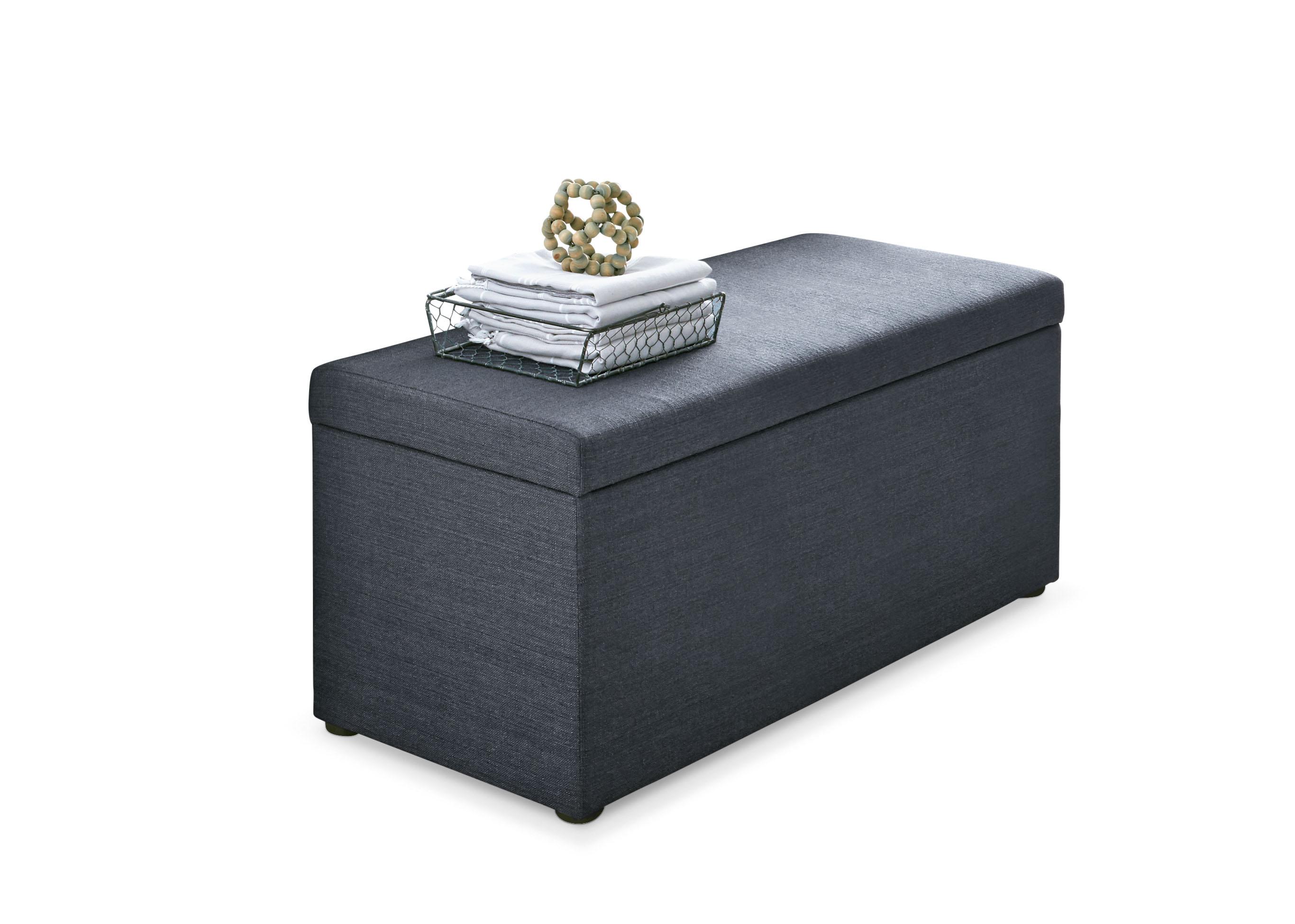 bettkoffer north beds aruna navy. Black Bedroom Furniture Sets. Home Design Ideas