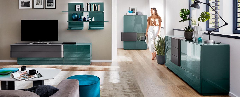 Wohnzimmerschrank & Wohnwand online| MONDO® jetzt entdecken