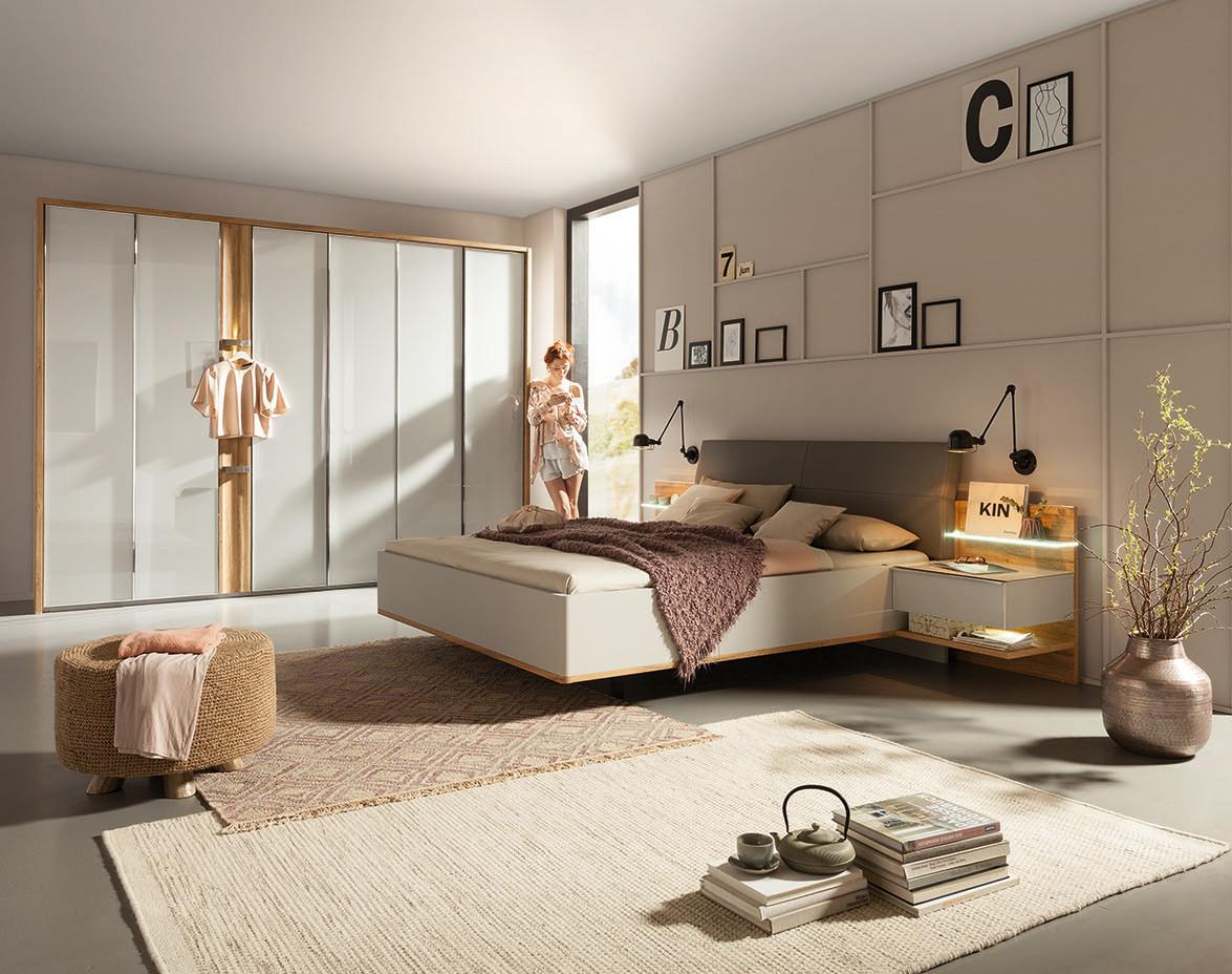 Wohnstil klassisch Schlafzimmer