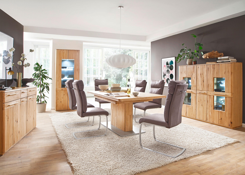 highboard maleta asteiche bianco. Black Bedroom Furniture Sets. Home Design Ideas