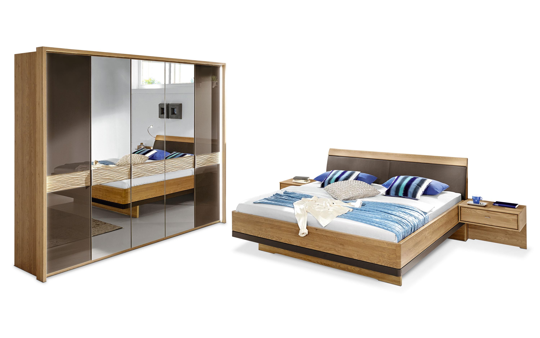 Schlafzimmer Wega Eiche Havanna