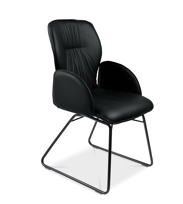 lederstuhl mit armlehne free m purpurrot with lederstuhl mit armlehne excellent design stuhl. Black Bedroom Furniture Sets. Home Design Ideas