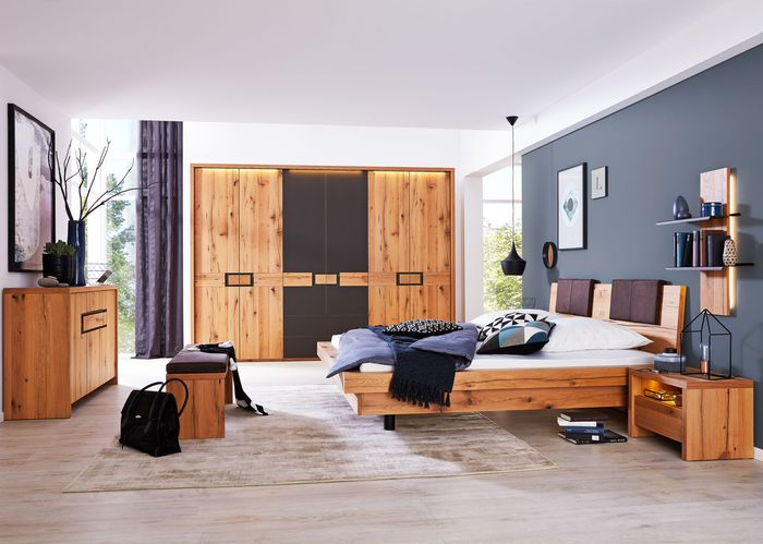 konsole luvara eiche altholz cubanit. Black Bedroom Furniture Sets. Home Design Ideas