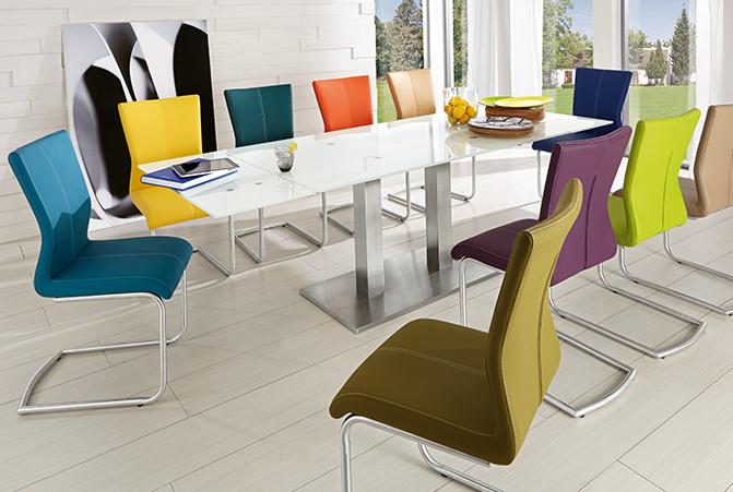 Stuhlratgeber: Bequem Sitzen bei Tisch